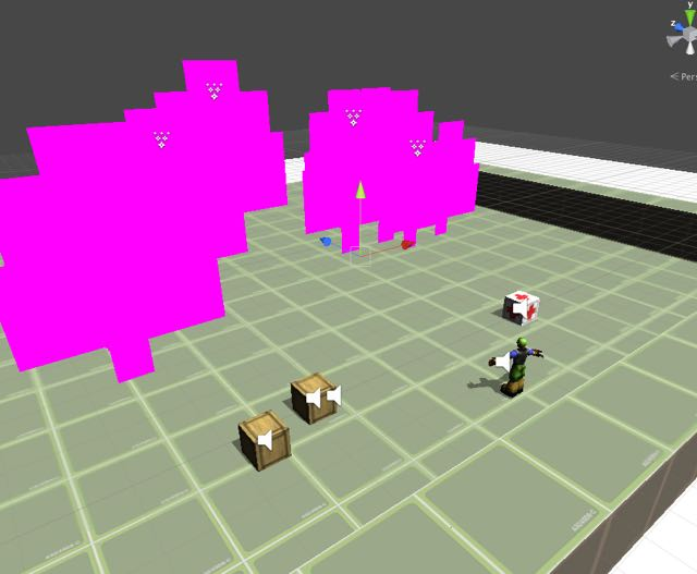 First Prototype in Unity