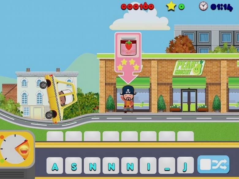 Word Taxi Screenshot
